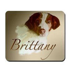 Brittany Colored Mousepad