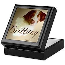 Brittany Keepsake Box