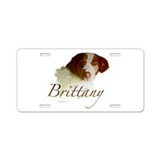 Brittany License Plate