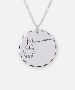 bunny whisperer Necklace