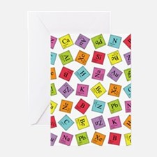 Periodic Elements Greeting Cards (Pk of 20)