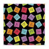 Periodic table Coasters