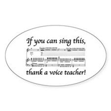 Unique Thank teacher Decal