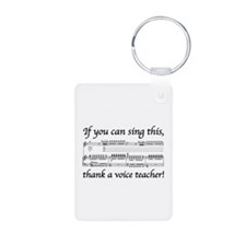 Cute Soprano Keychains