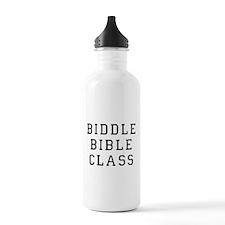 Biddle Bible Class Water Bottle