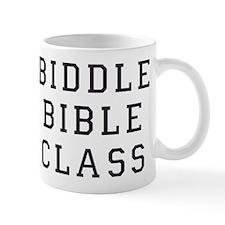 Biddle Bible Class Mug