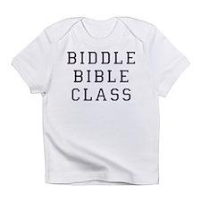 Biddle Bible Class Infant T-Shirt