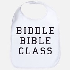 Biddle Bible Class Bib