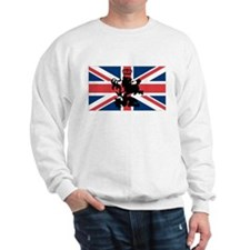 Union Jack Lion Sweatshirt