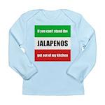 Jalapeno Lover Long Sleeve Infant T-Shirt