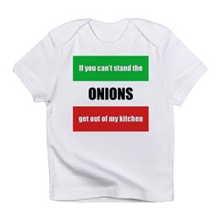 Onion Lover Infant T-Shirt