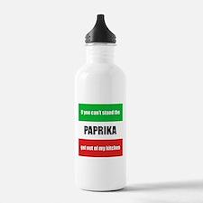 Paprika Lover Sports Water Bottle