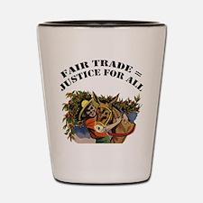 Fair Trade Shot Glass