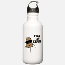 Full Of Beans Sports Water Bottle