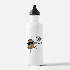 Full Of Beans Water Bottle