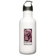 Old Wine French Sports Water Bottle