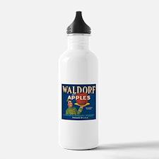 Waldorf Apples Water Bottle