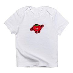 Dancing Tomato Infant T-Shirt