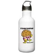 The Muffin Man Water Bottle