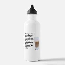 Chocolate Milk Water Bottle