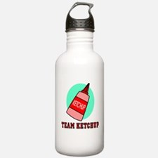 Team Ketchup Water Bottle