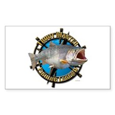 Fishing Legend Decal
