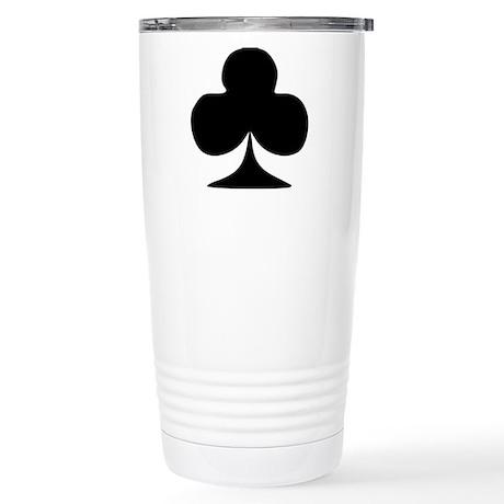 Cross - Poker Stainless Steel Travel Mug