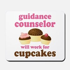 Funny Guidance Counselor Mousepad