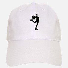 Figure Skating Baseball Baseball Cap