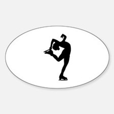 Figure Skating Decal
