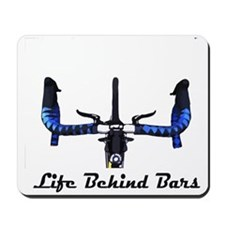 Life Behind Bars Mousepad