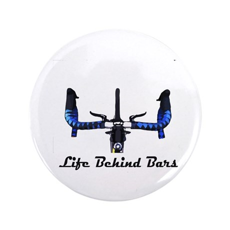 "Life Behind Bars 3.5"" Button (100 pack)"
