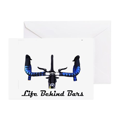 Life Behind Bars Greeting Cards (Pk of 20)