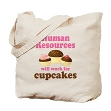 Funny Human Resources Tote Bag