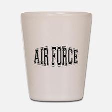 Air Force Shot Glass
