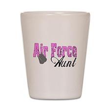 Air Force Aunt Shot Glass