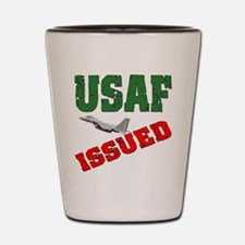 USAF Issued Shot Glass