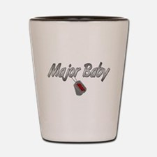 Army Major Baby ver2 Shot Glass