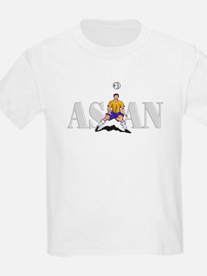 Asian3 Kids T-Shirt
