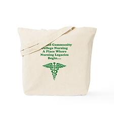 Unique Occ nursing Tote Bag