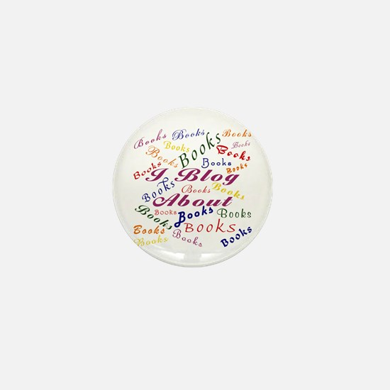 I Blog Mini Button