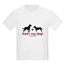 Lab/Pit Kids T-Shirt
