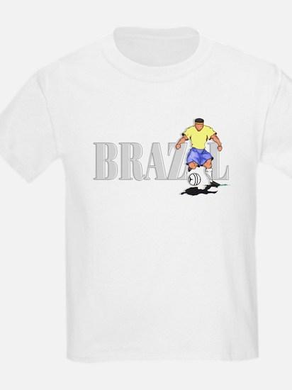 Brazil3 Kids T-Shirt