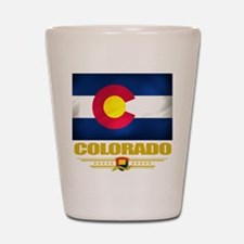 Colorado Pride Shot Glass