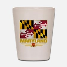 Maryland Pride Shot Glass