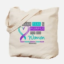 Support All Women Tote Bag