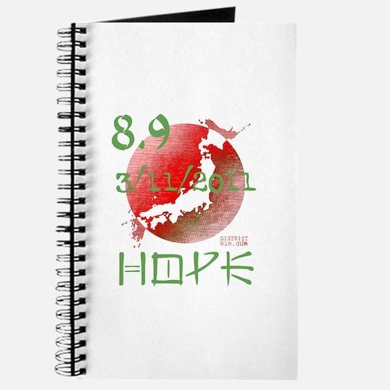 HOPE FOR JAPAN Journal