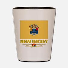 New Jersey Pride Shot Glass