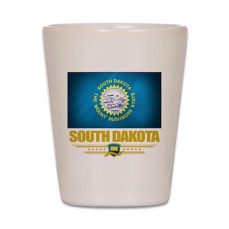 South Dakota Pride Shot Glass