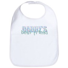 Daddy's Best Friend Bib